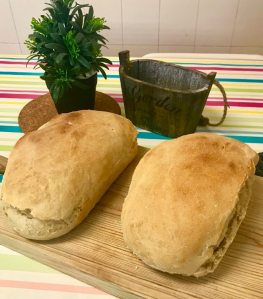 Home made bread easy recipe